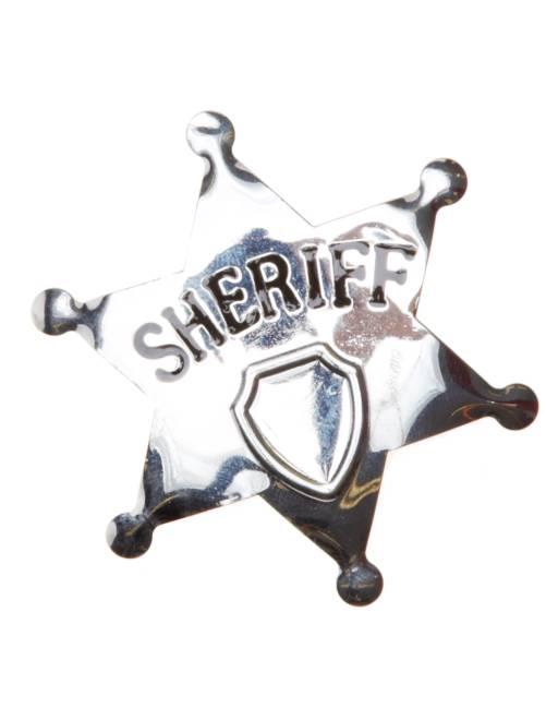 Estrella de sheriff                             gris Niños