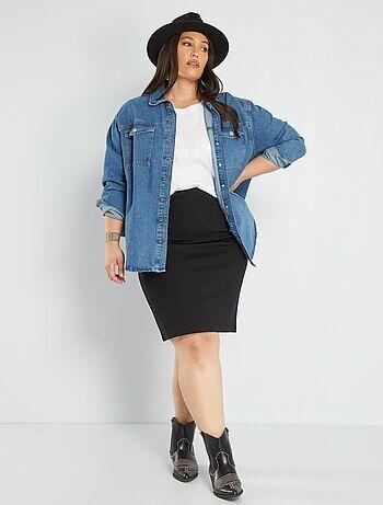 b18a2ec3 Faldas Tallas grandes mujer | talla 58/60 | Kiabi