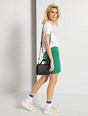 Falda de tubo elástica 'eco-concepción'