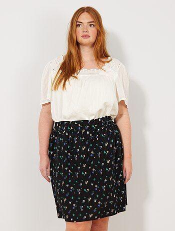 4223fbbd1 Mujer - mejor precio en ropa Faldas Mujer | Kiabi