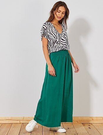 24614fb35 Rebajas faldas de Mujer | Kiabi