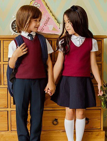 a3deaec35 Rebajas faldas de Niña   Kiabi