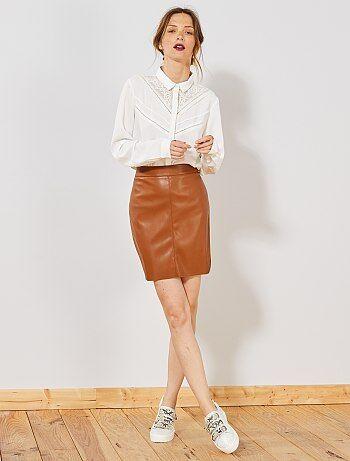 6975b1e0b Rebajas falda mujer | falda lápiz | falda recta | minifalda Mujer ...