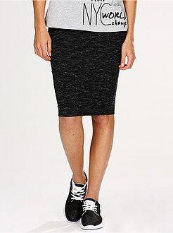 Faldas - Falda tubo