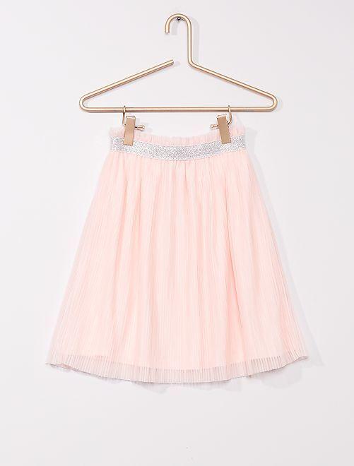 Falda tutú 'fantasía'                                         rosa claro