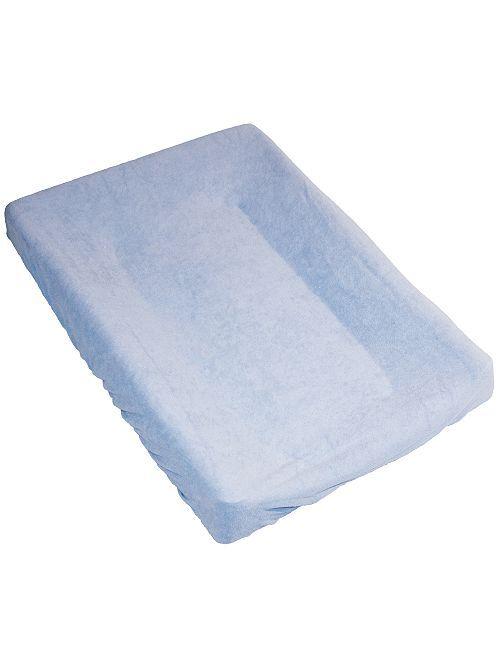 Funda de colchón cambiador                                                     azul