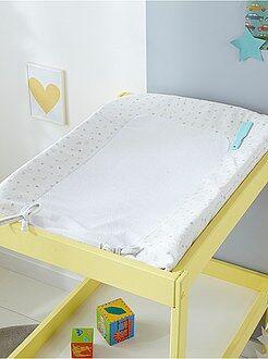 Funda de colchón con motivo de conejo