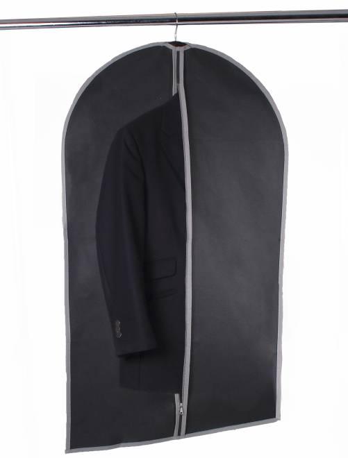 Funda de ropa                             gris Hogar
