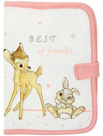 Niña 0-36 meses - Funda para cartilla sanitaria 'Bambi' - Kiabi