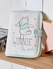 Funda para cartilla sanitaria 'Winnie the Pooh'