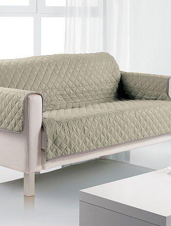 Funda para sofá 3 plazas - Kiabi