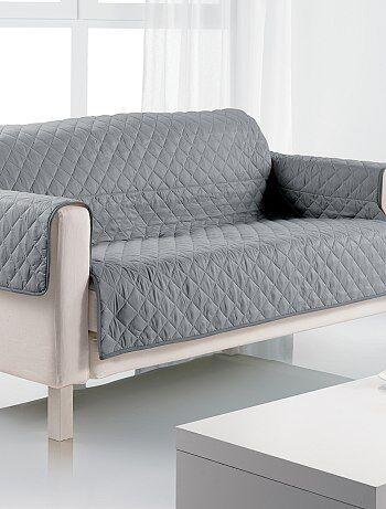 Hogar - Funda para sofá 3 plazas - Kiabi