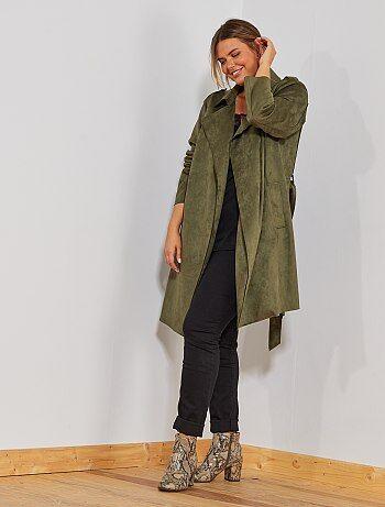 f1c16d93 Rebajas abrigos de Mujer | Kiabi