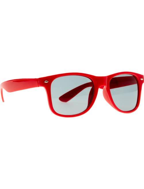 Gafas cuadradas                                                                                                     rojo Accesorios