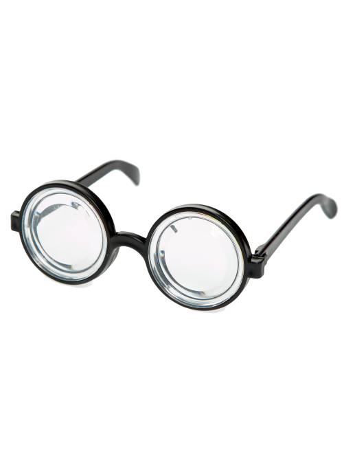 Gafas de intelectual                             negro Accesorios