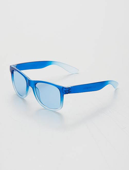 Gafas de sol                             azul