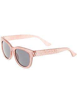 Accesorios - Gafas de sol con brillos - Kiabi