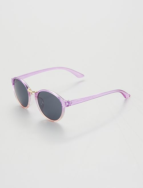 Gafas de sol de colores                                         ROSA