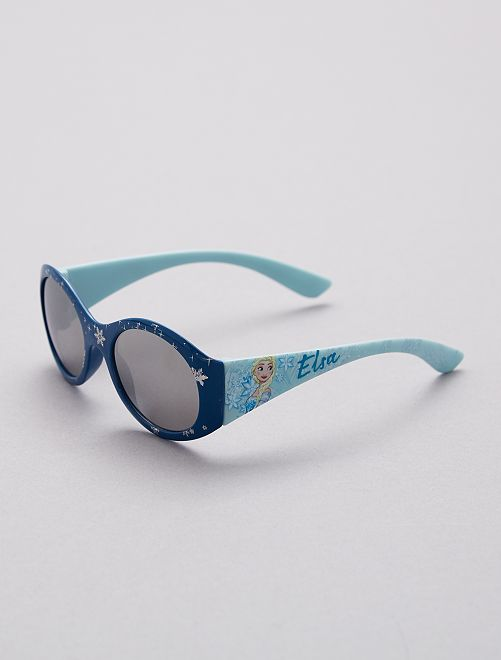 Gafas de sol 'Frozen'                             azul Chica