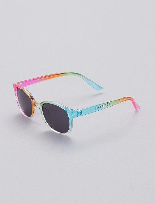 Gafas de sol multicolores                             multicolor Chica