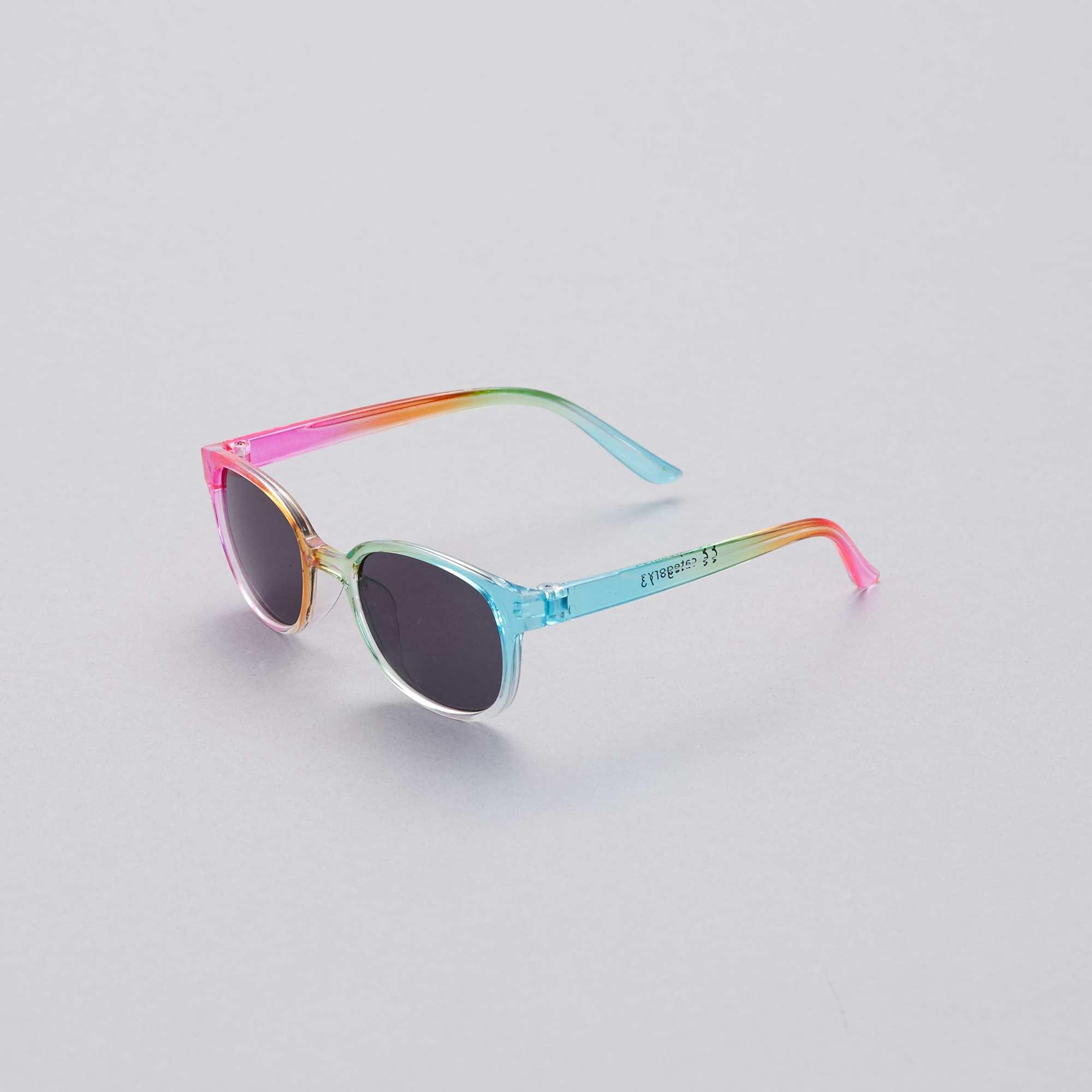 9be4407996 Gafas de sol multicolores Chica - multicolor - Kiabi - 5,00€