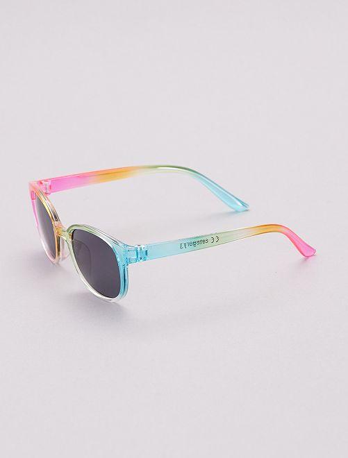 Gafas de sol multicolores                             multicolor