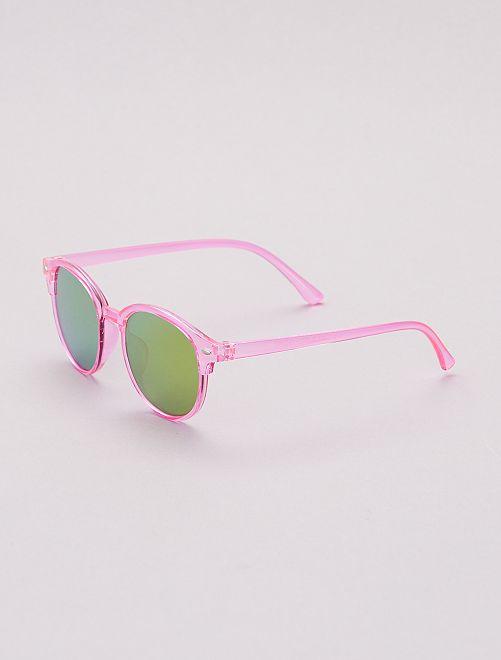 Gafas de sol rosas                             ROSA
