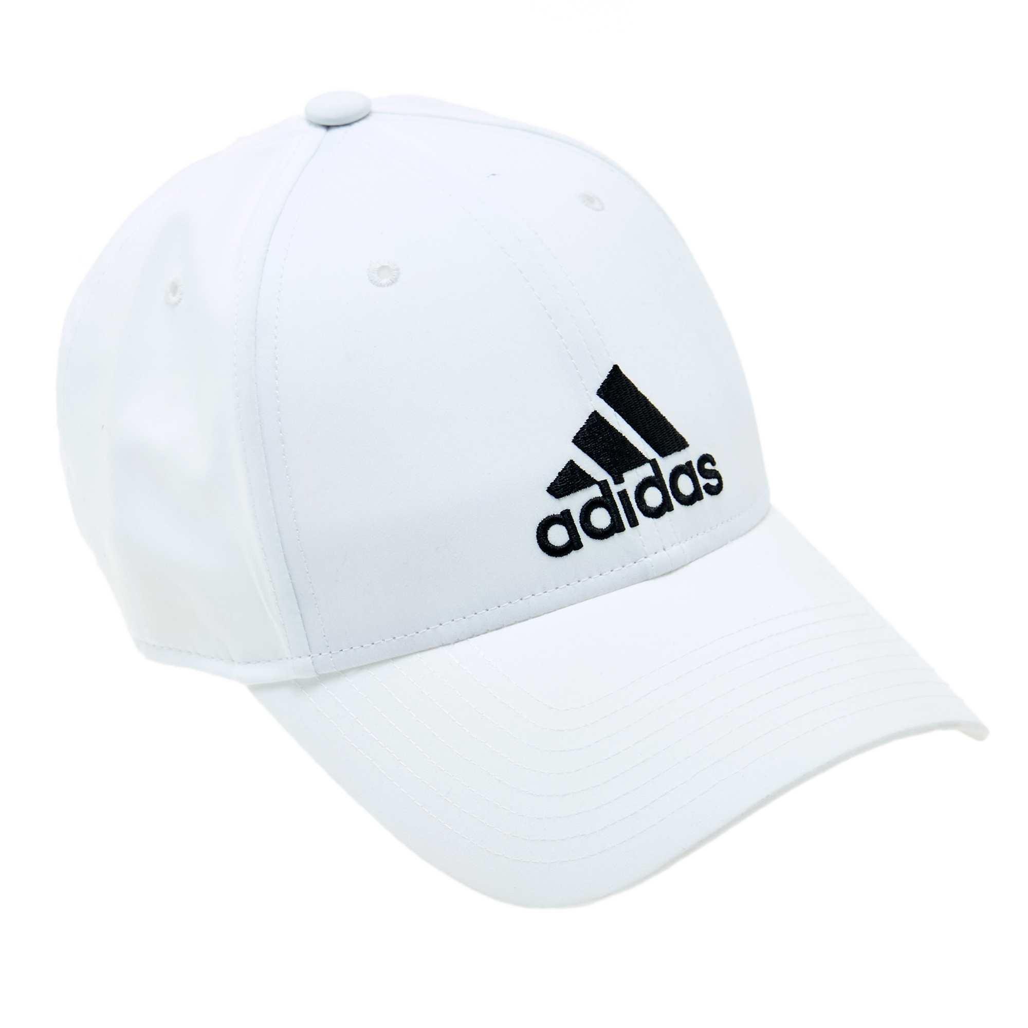 gorras adidas blanca y negra