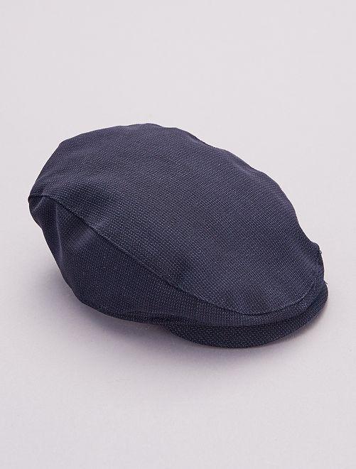 Gorra de algodón                             AZUL