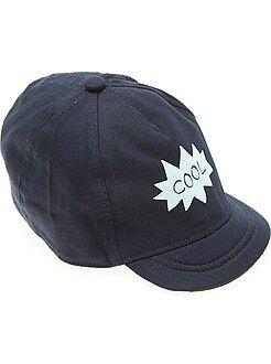 Complementos - Gorra de algodón 'Cool' - Kiabi