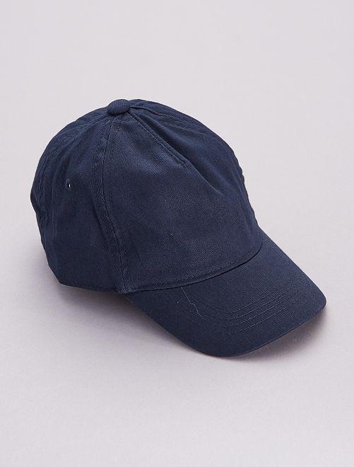 Gorra de baseball                             azul