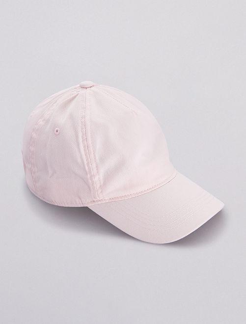Gorra de baseball                     ROSA