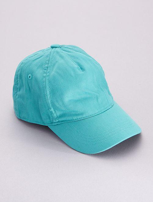 Gorra de baseball                                         VERDE