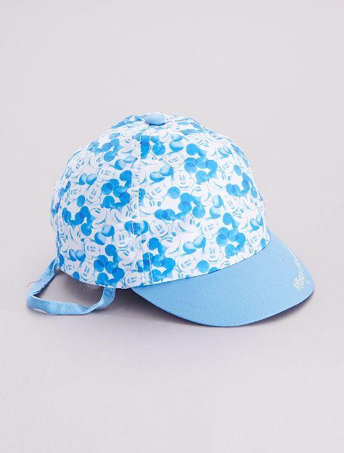 Gorra de 'Mickey' de 'Disney'                             azul