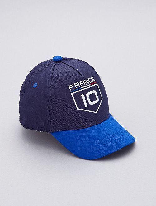 Gorra 'Francia'                             azul Chico