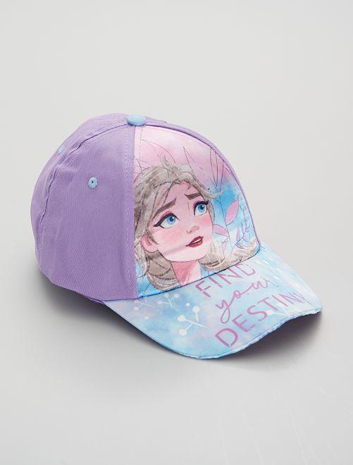 Gorra 'Frozen'                     violeta