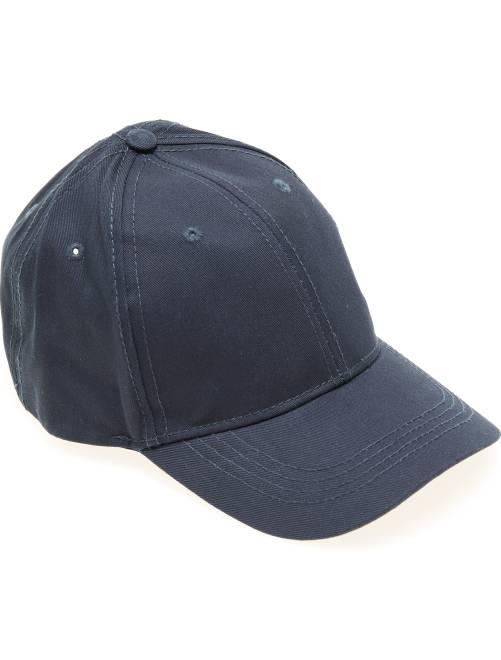 Gorra lisa                                                     azul Hombre