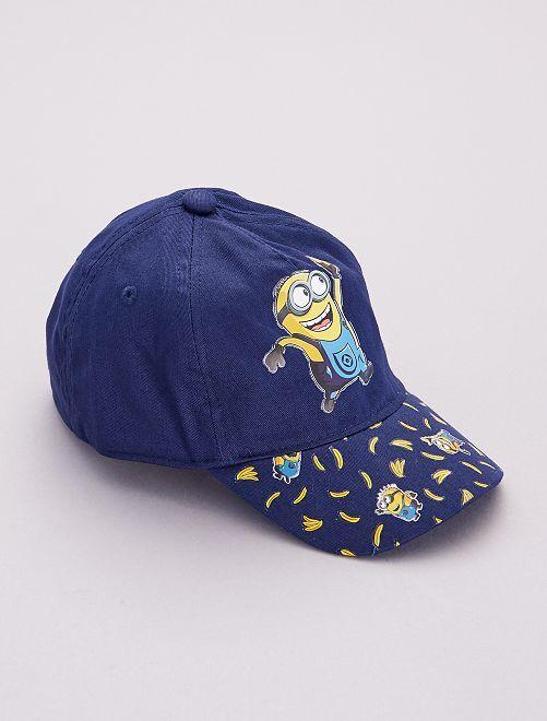 Gorra 'Minion'                             azul
