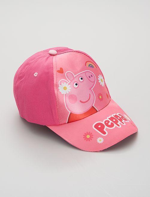 Gorra 'Peppa Pig'                                         rosa oscuro