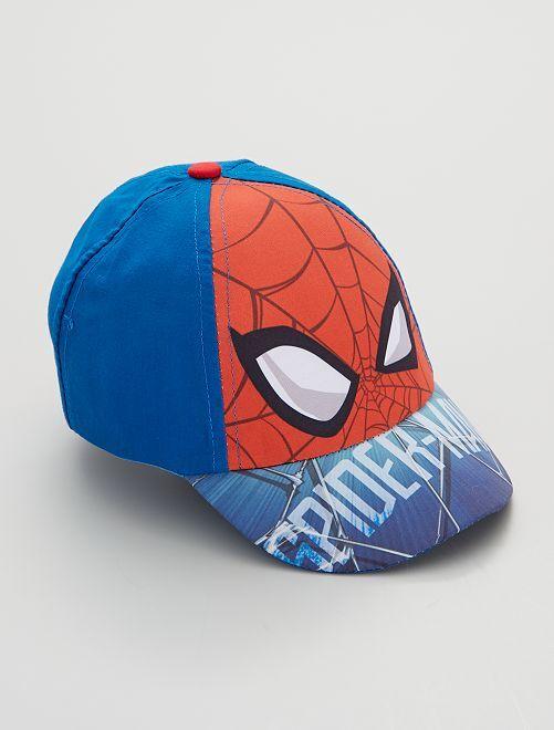 Gorra 'Spider-Man'                     azul