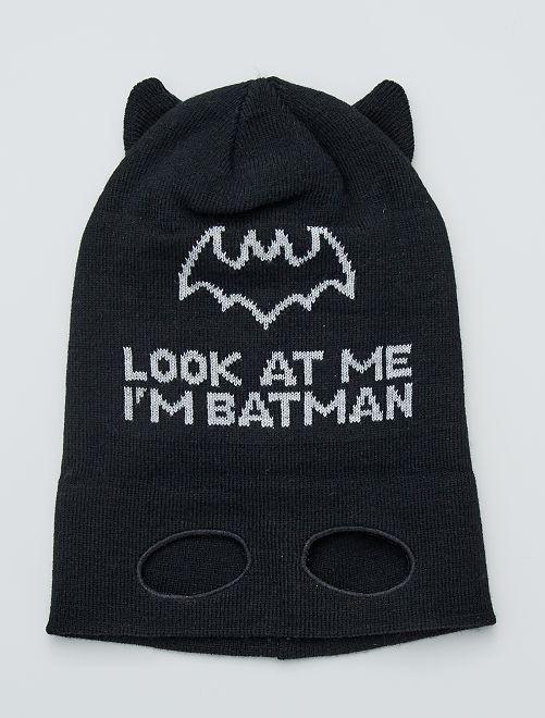 Gorro 'Batman'                             negro