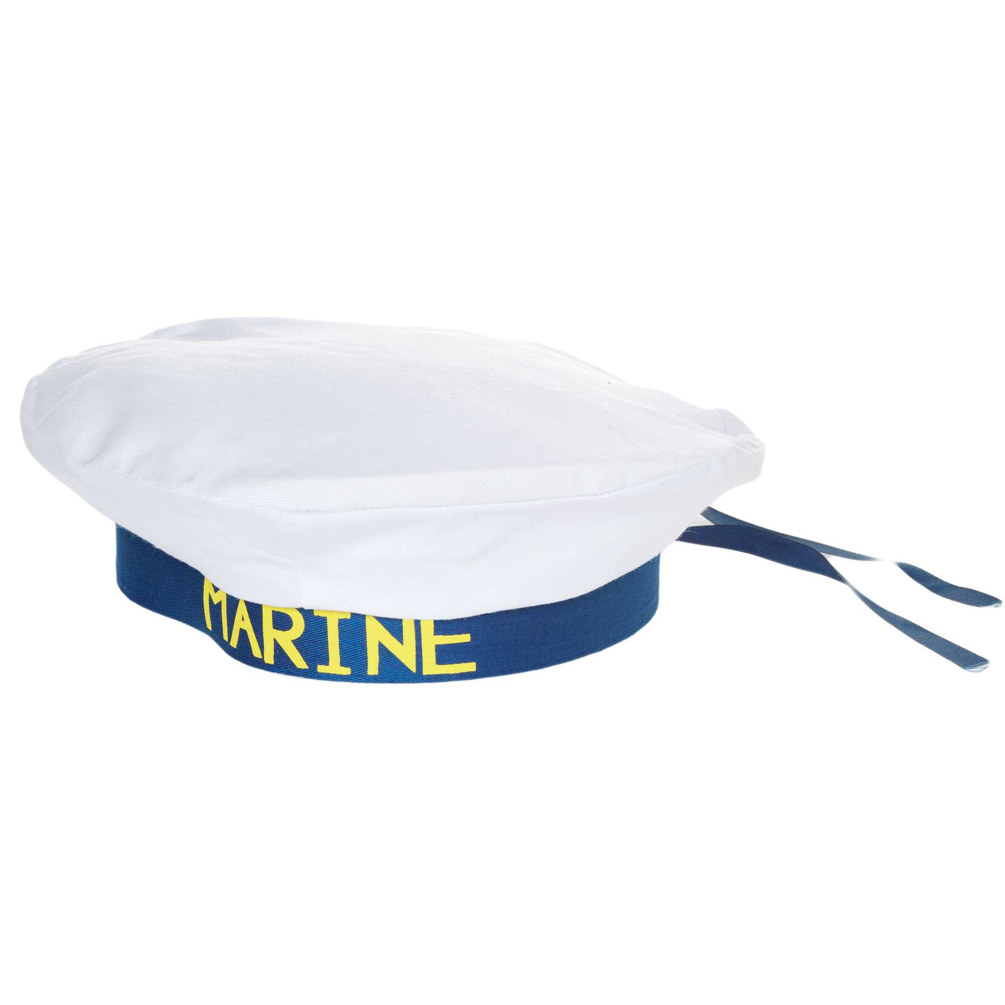 35b176f0060df Gorro marinero Accesorios - blanco azul - Kiabi - 4