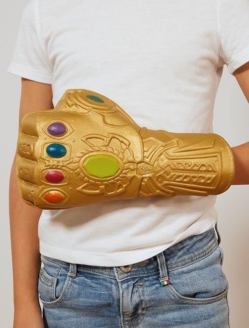 Guante de Thanos                             dorado