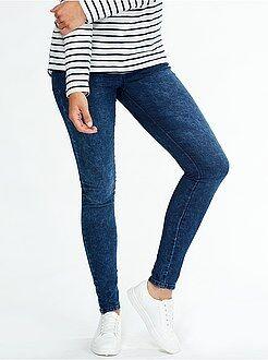 Mujer Jegging super skinny talle alto