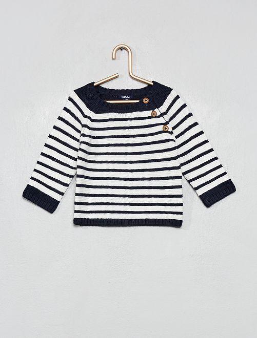 Jersey de algodón                                                                             BLANCO