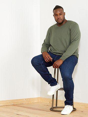 Colección de jerséis con cuello en v para Hombre  cc6772322fe0