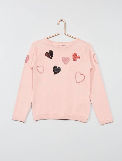 Jersey ligero                                                     ROSA Chica