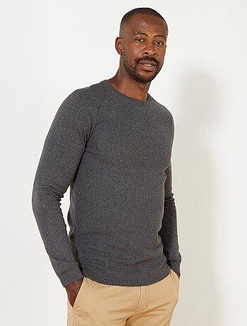 Jersey raglán de algodón +1,90 m - Kiabi