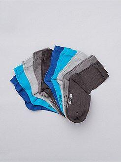 Juego de 10 pares de calcetines