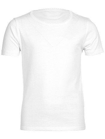 Compra equipada con cuello en v camisetas para los hombres